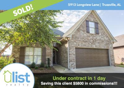 5913 Longview Ln  |  Trussville, AL