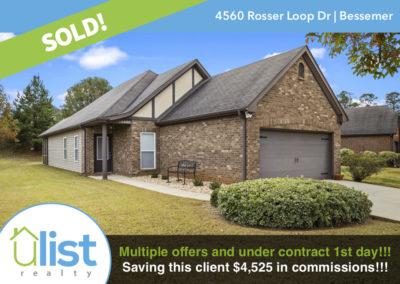 4560 Rosser Loop Dr | Bessemer