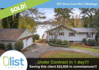 307 Dove Cove Rd | Talladega